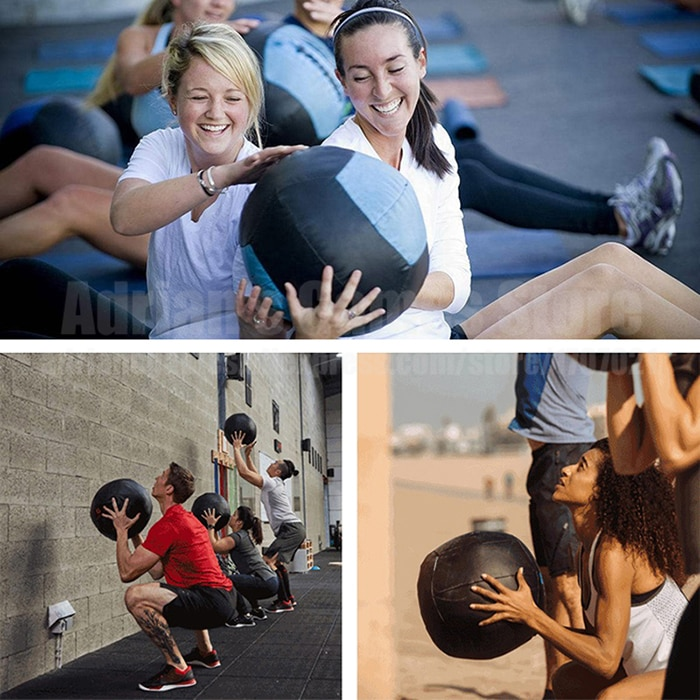Crossfit Muscle Building Exercise Ball