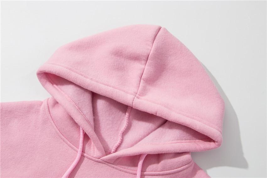 Fashion Hoody Men Hoodies Sweatshirts Male Clothing Hip Hop Pullover Sportswear Front Back Harajuku Print Plus Fleece Warm S-3XL