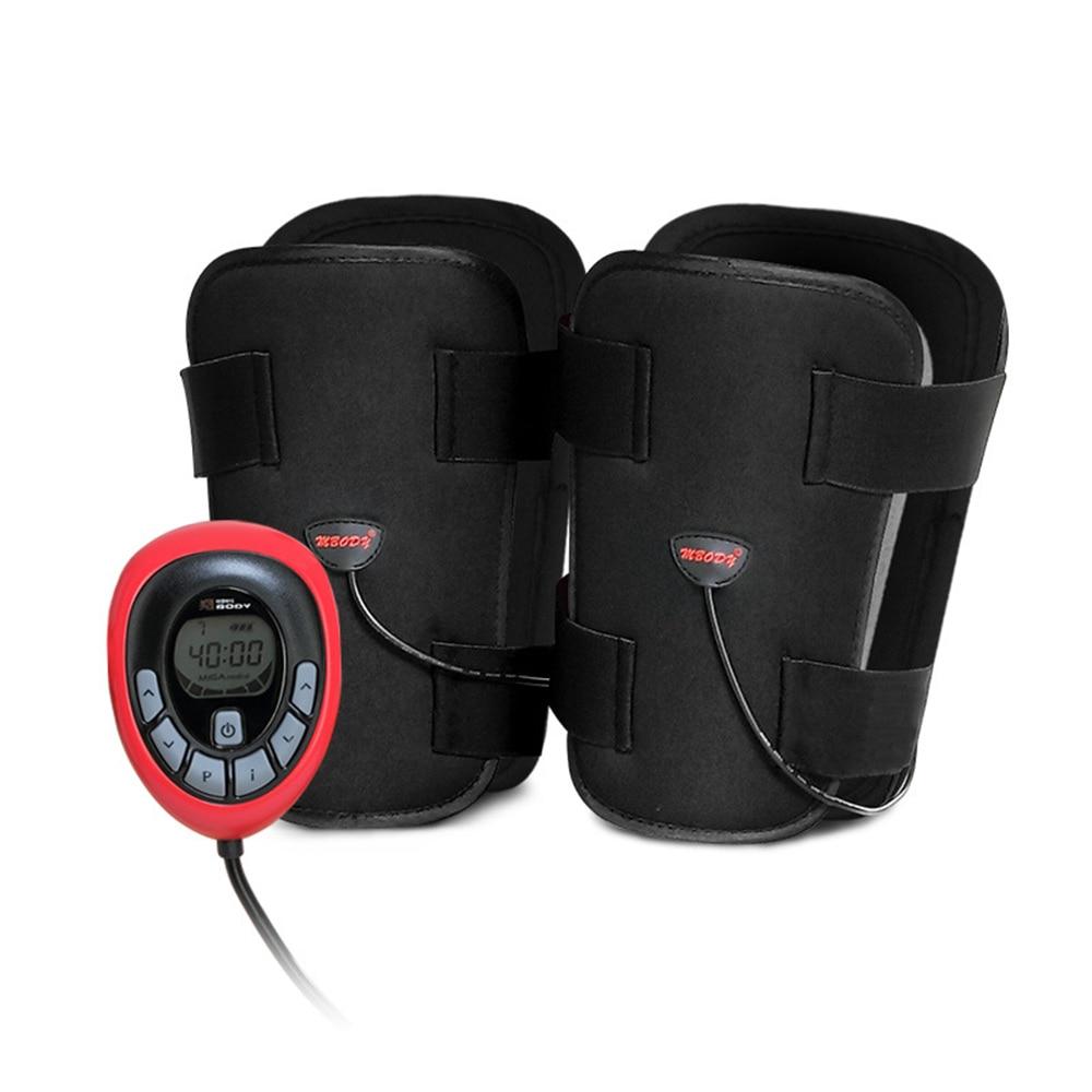 EMS Eletric Muscle Stimulator Thigh Shaper Bands Leg Massager Machine Slimming Belt Bodybuilding Weight Loss Electrostimulator