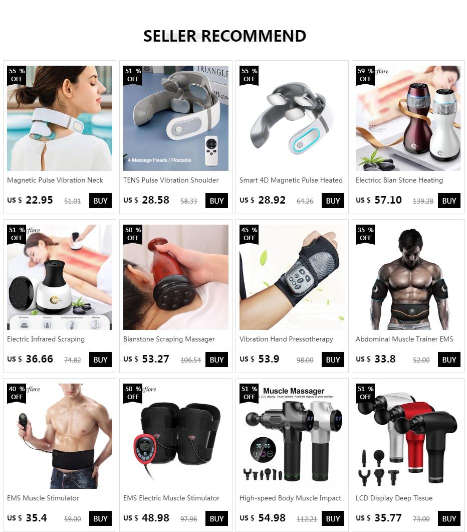 Electroestimulador Toner Massager Electronic Butt Firming EMS Muscle Stimulator Bodybuilding Hip Trainer Slimming Massage Belt