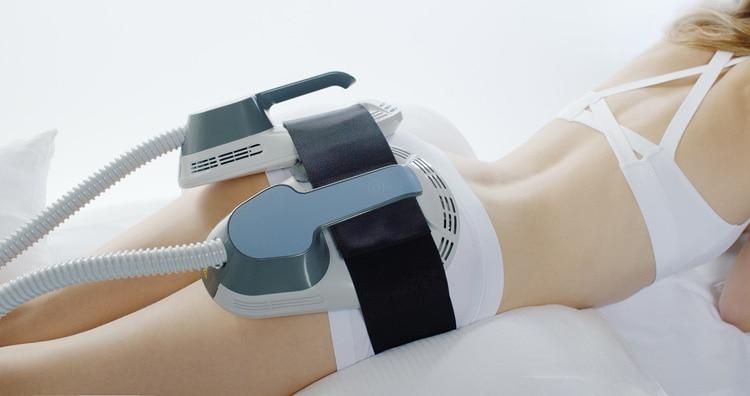 Portable Emslim Neo RF Teslasculpt Hiemt Ems Sculpting Muscle Stimulation Body Shaping Butt Lift Fat Removal Machine