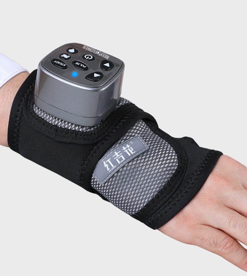 Vibration Heating Pressotherapy Apparatus Massage For Hand Joints Electric Massager Physical Therapy Rehabilitation Machine