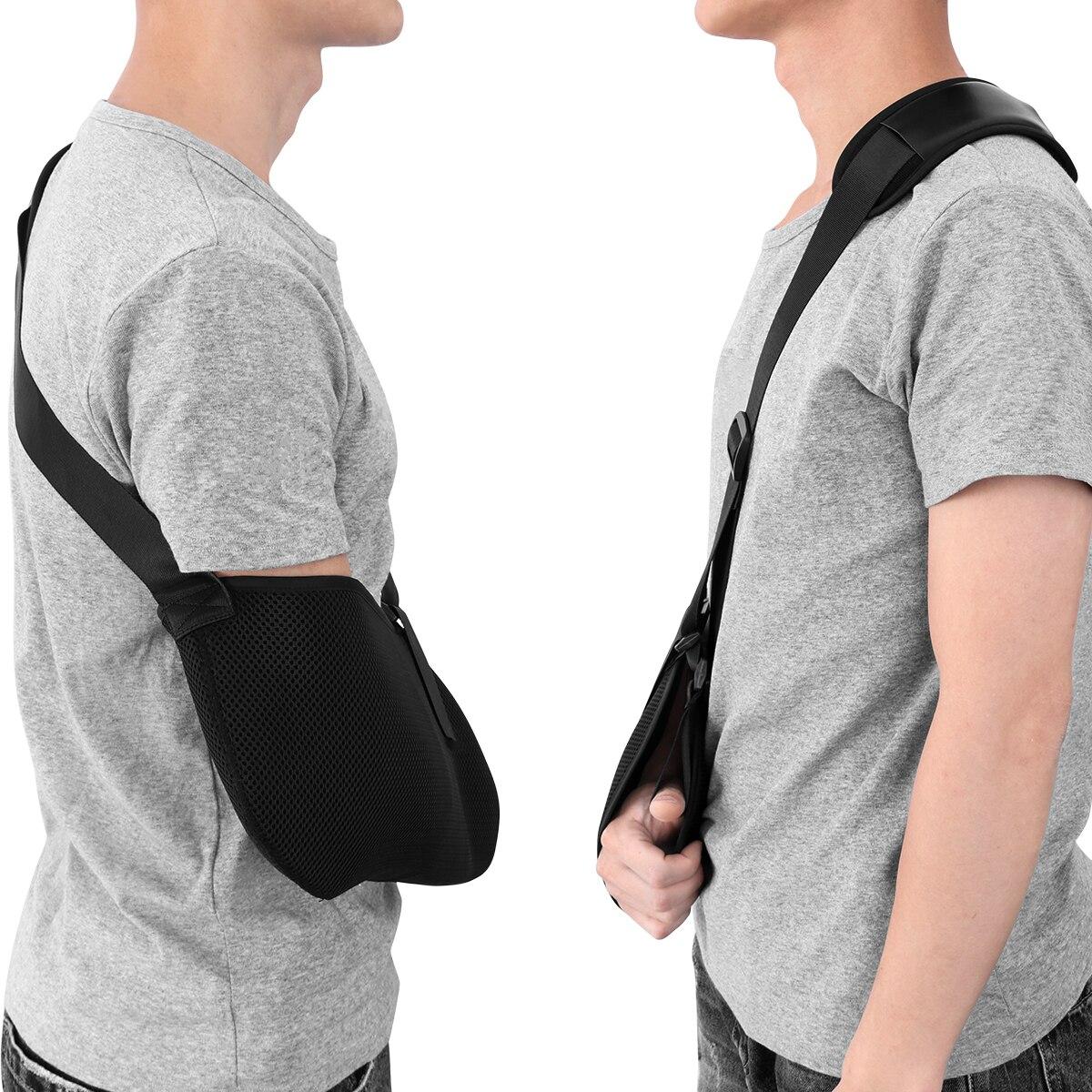 ROSENICE – Support réglable et respirant pour les bras, sangle d'épaule, antidémarrage, poignet, coude, avant-bras
